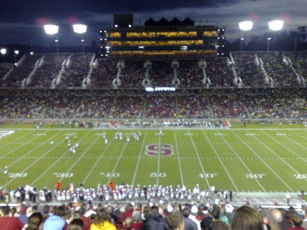 Stanford vs Oregon 2007-09-22