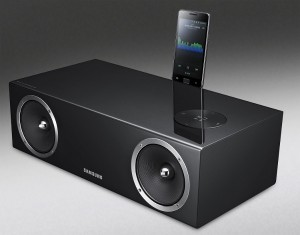 The Samsung DA-E670. Better sound, less portable.
